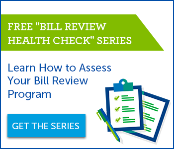 Genex Bill Review Health Check