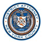 NY County DA